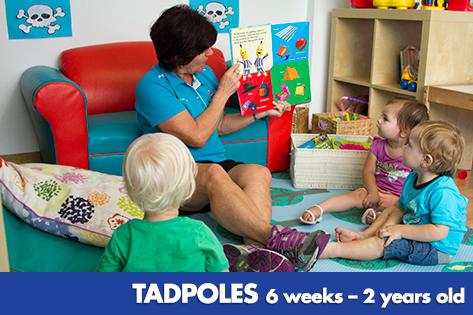 Tadpoles - Kids on 4th Child Care & Kindergarten